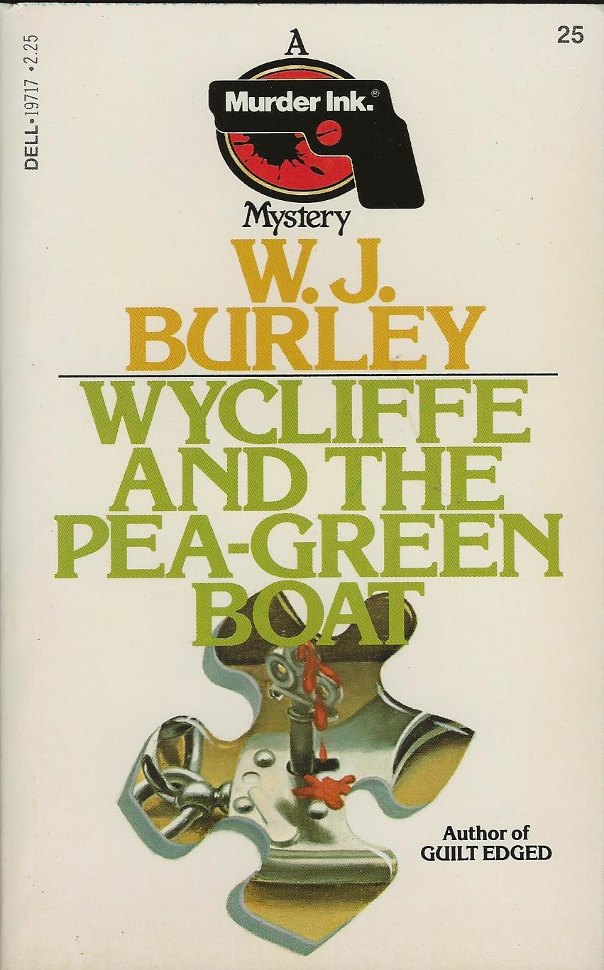 Image for WYCLIFFE AND THE PEA-GREEN BOAT