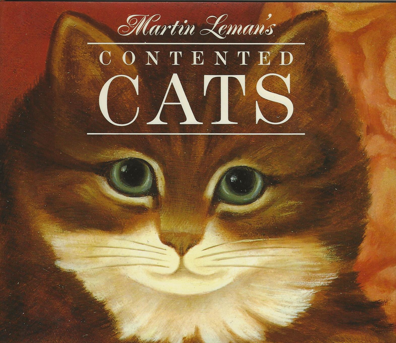 Image for MARTIN LEMAN'S CONTENTED CATS
