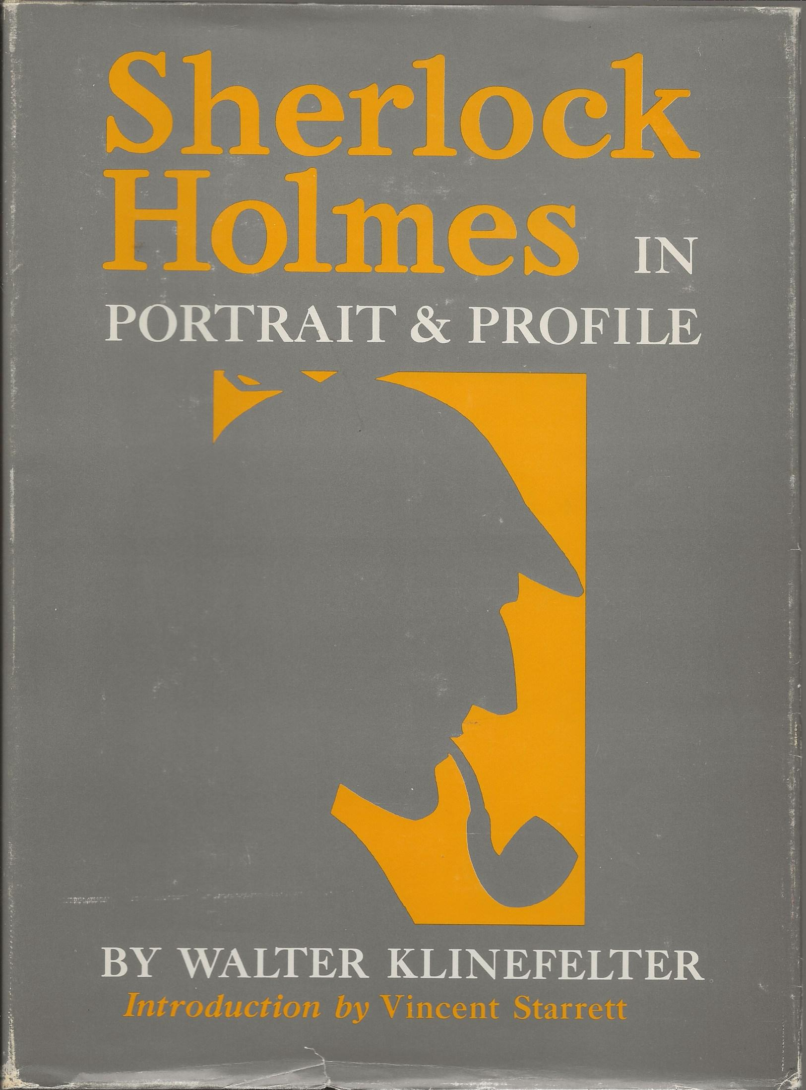 Image for SHERLOCK HOLMES IN PORTRAIT & PROFILE