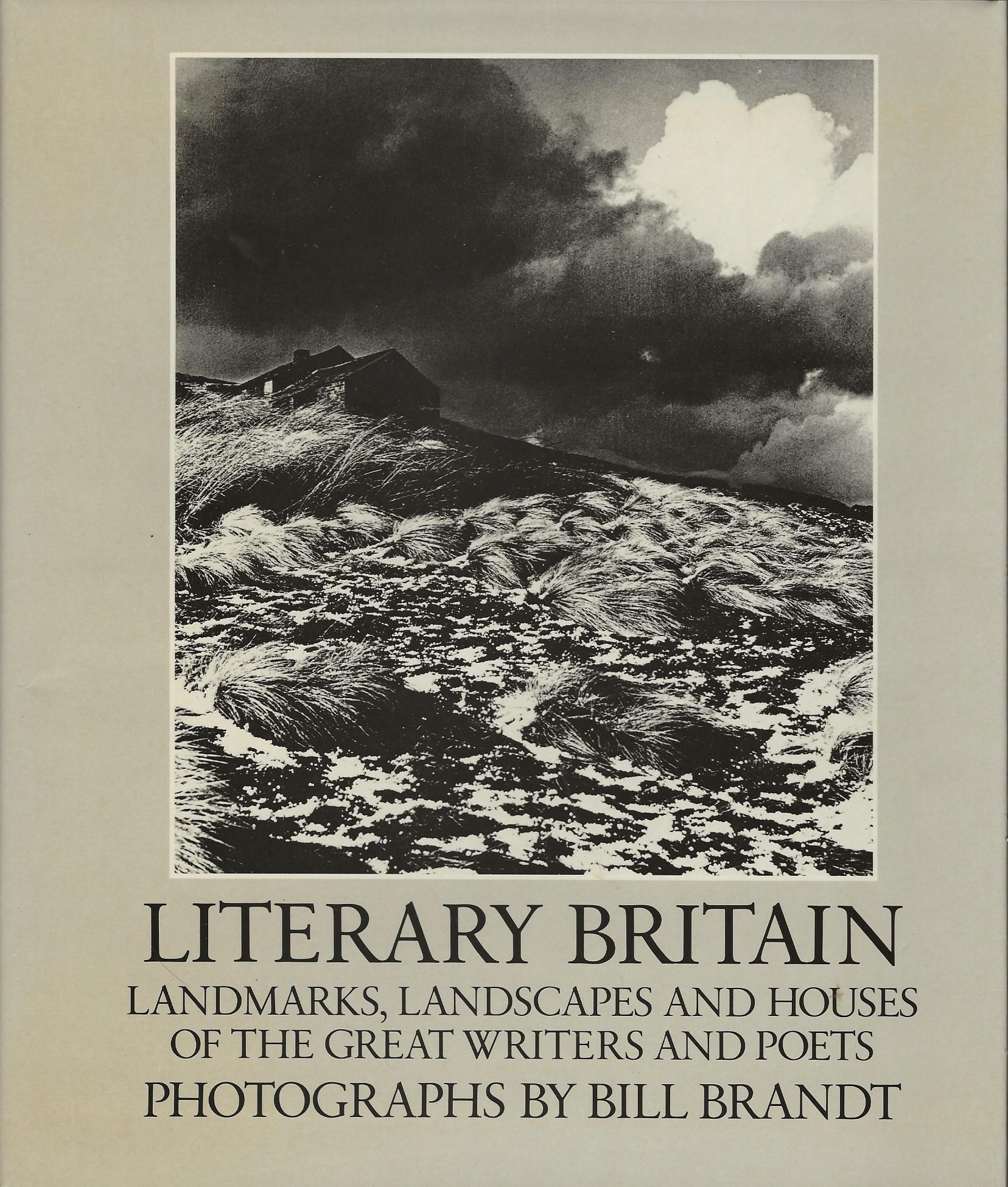 Image for LITERARY BRITAIN ~ Landmarks, Landscapes and Houses of the Great Writers and Poets