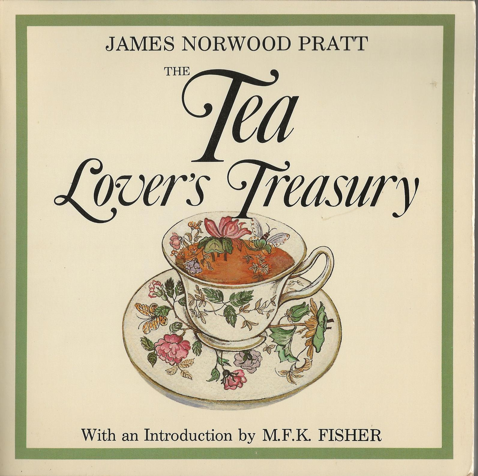 Image for THE TEA LOVER'S TREASURY ~ A Connoisseur's Guide