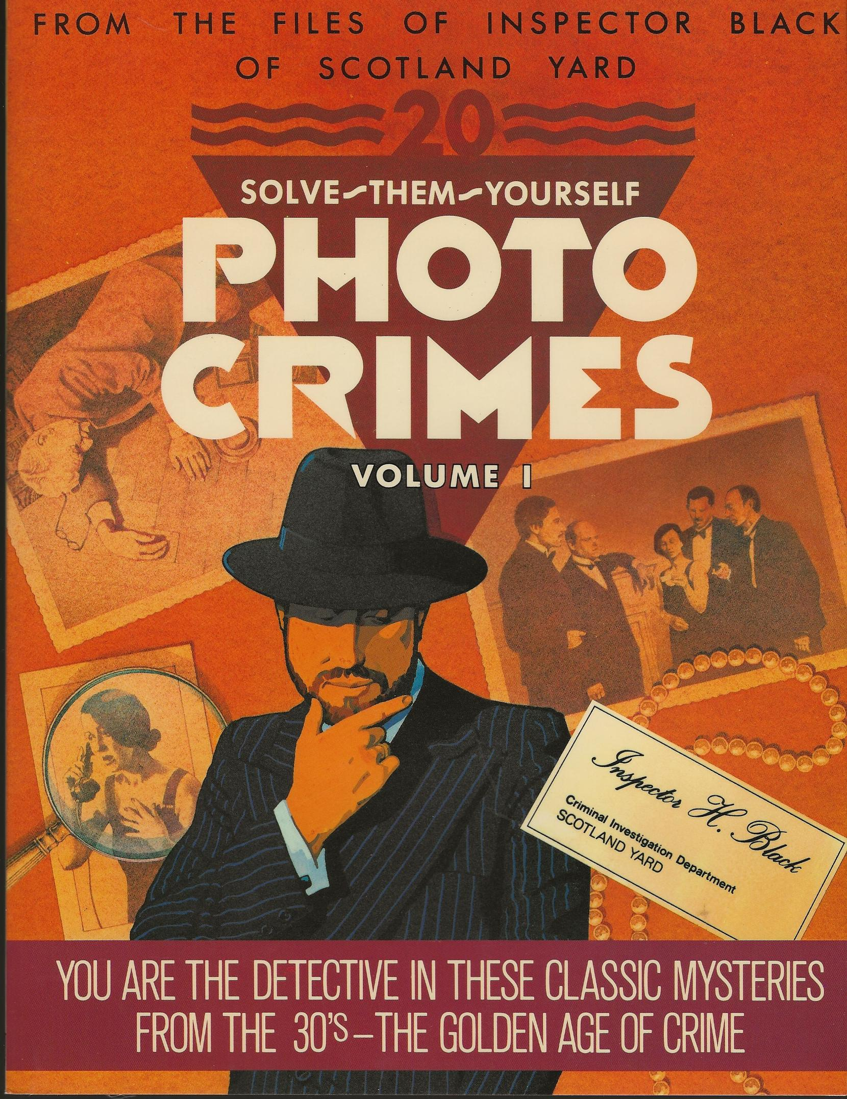 Image for PHOTO CRIMES ~ Solve Them Yourself