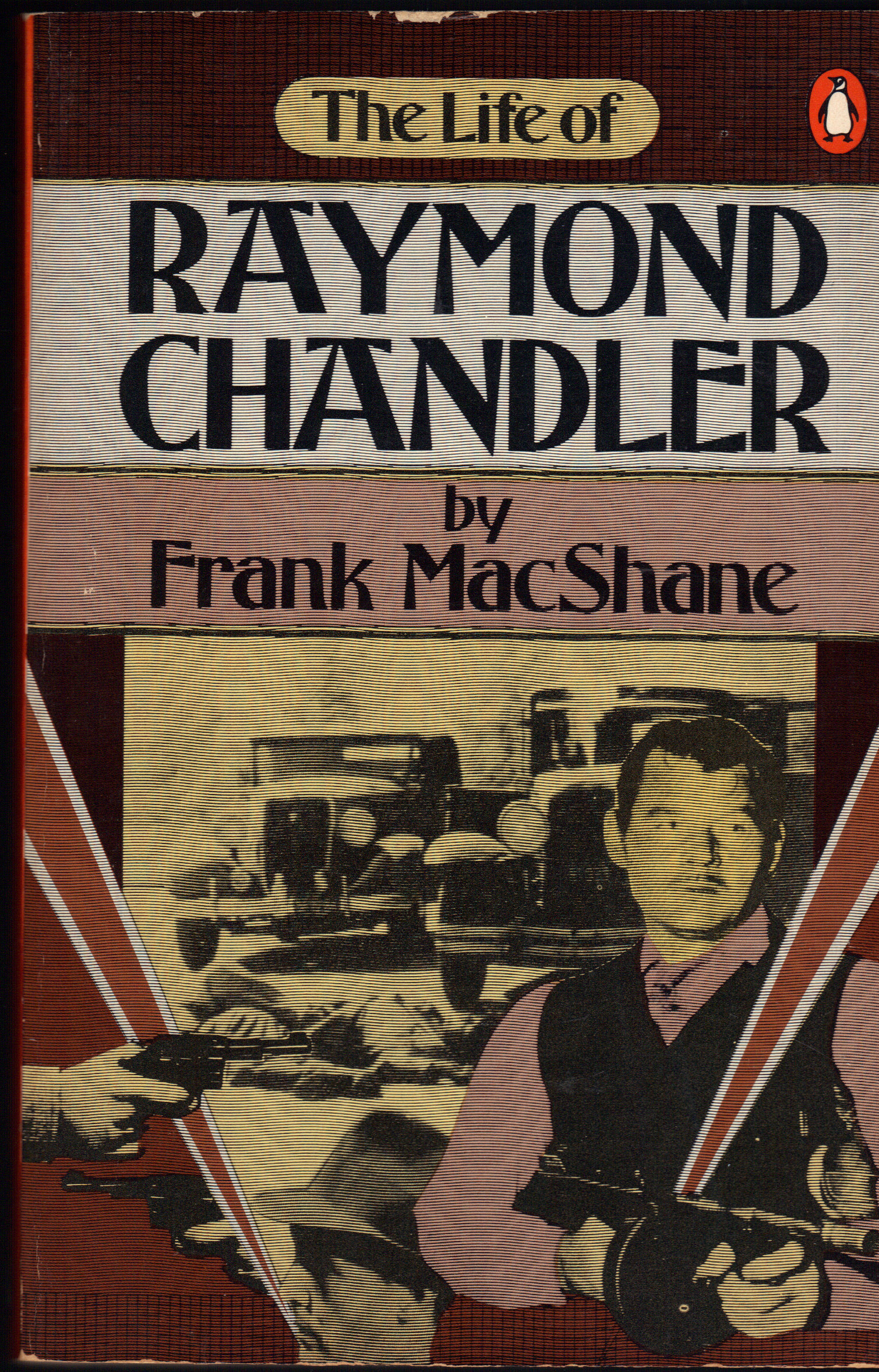 Image for THE LIFE OF RAYMOND CHANDLER