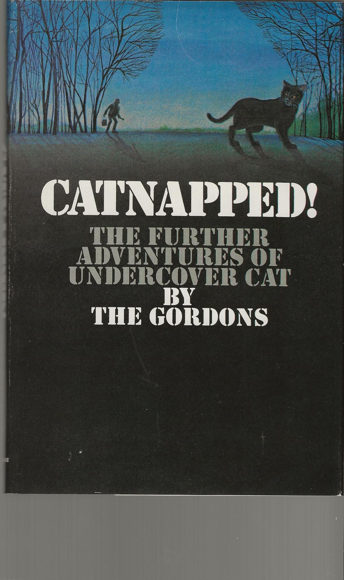 Image for CATNAPPED ! ~ The Further Adventures Of Undercover Cat