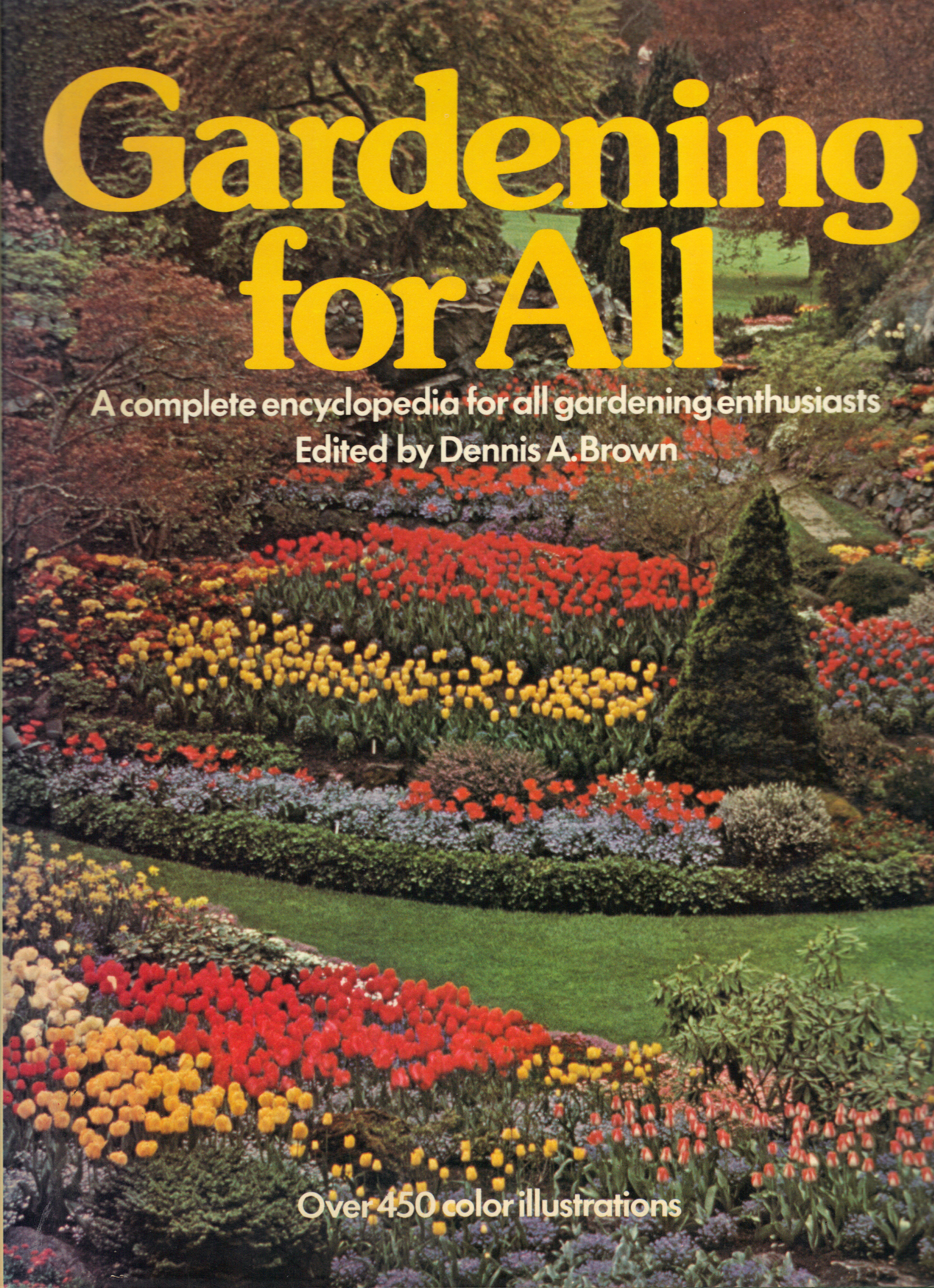Image for GARDENING FOR ALL